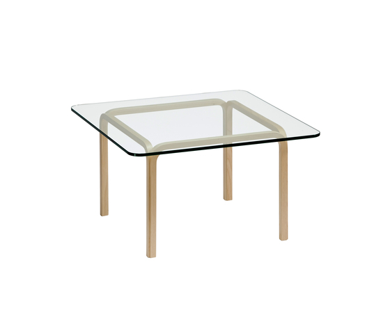 Glasstable Y805A by Artek | Dining tables