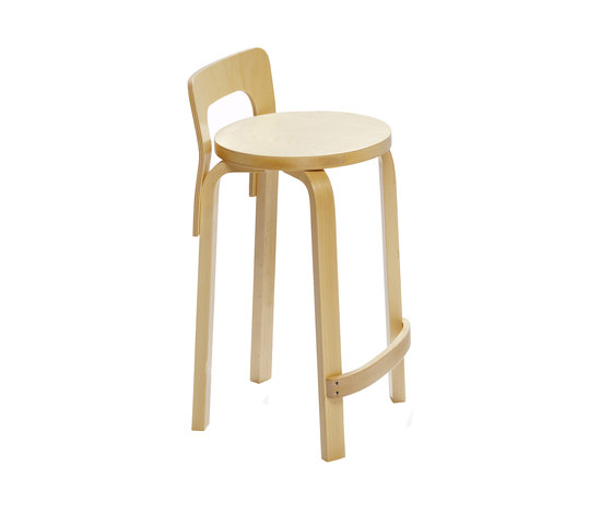 High Chair K65 de Artek | Taburetes de bar