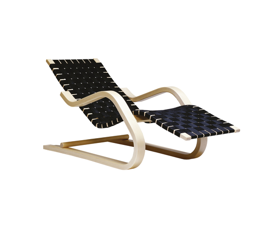Lounge chair 43 by artek product for Alvar aalto chaise longue