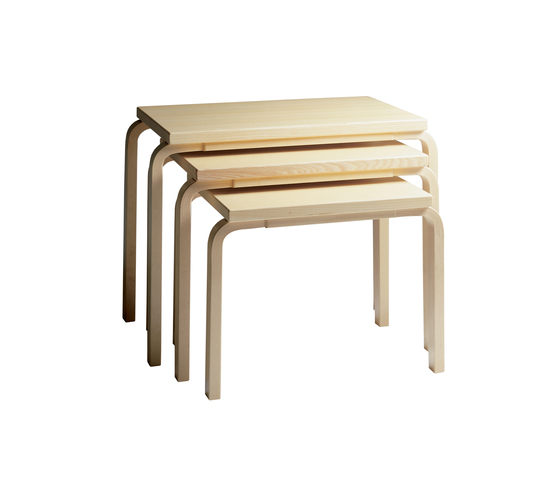 Nesting Table 88A/B/C by Artek | Nesting tables