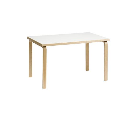 Table 81B von Artek | Einzeltische