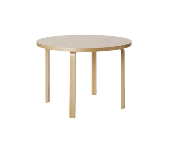 Table 90A de Artek | Mesas de cantinas