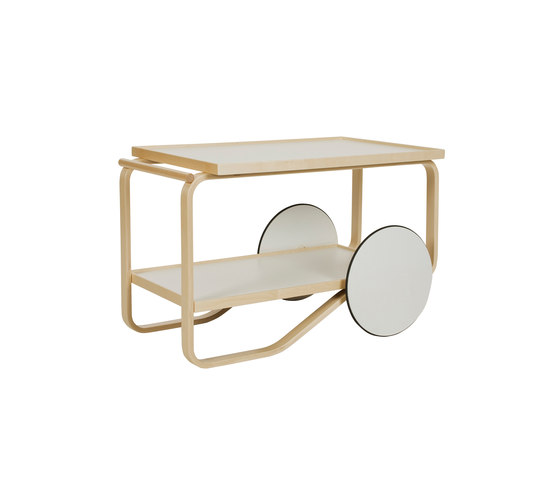 Tea Trolley 901 by Artek | Trolleys