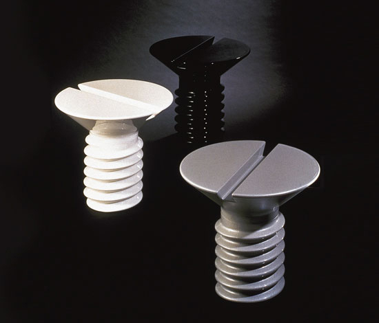 Screw Table by ADELTA | Side tables