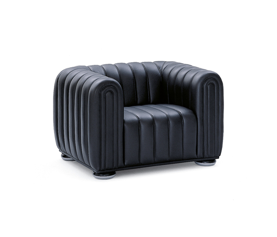 Club Armchair di Wittmann | Poltrone lounge