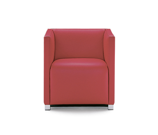 Cubica Armchair by Wittmann | Lounge chairs