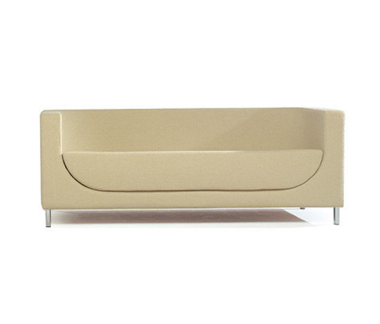 Berliner sofa di Swedese | Divani lounge