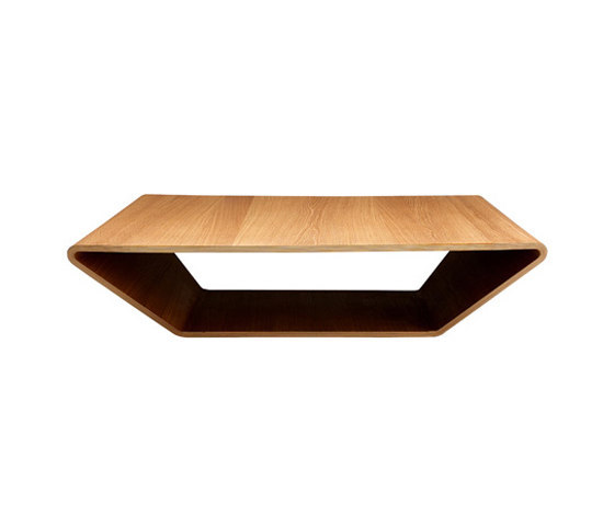 Brasilia table by Swedese | Lounge tables
