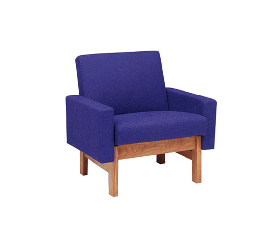 Accent easy chair de Swedese | Fauteuils d'attente