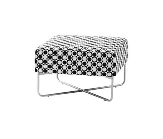 Havanna sectional stool de Swedese | Poufs