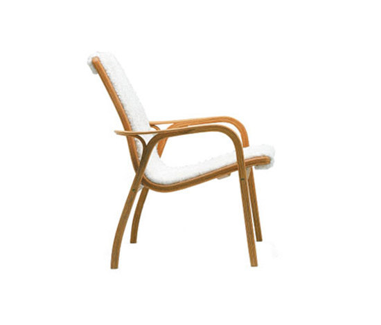 Laminett easy chair by Swedese | Lounge chairs