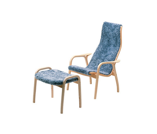 Lamino by Swedese easy chair by Nudie Jeans easy chair