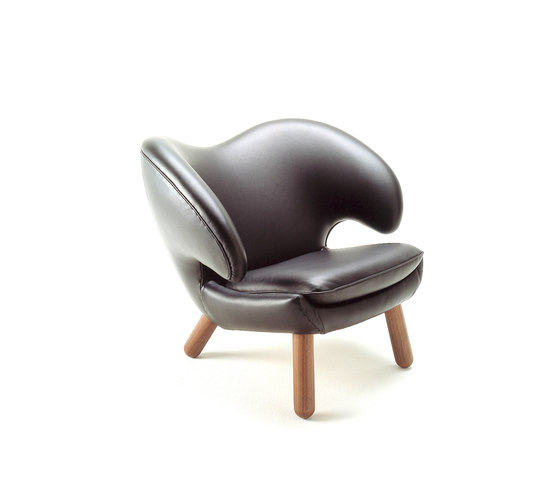 Pelican Armchair de House of Finn Juhl - Onecollection | Fauteuils d'attente