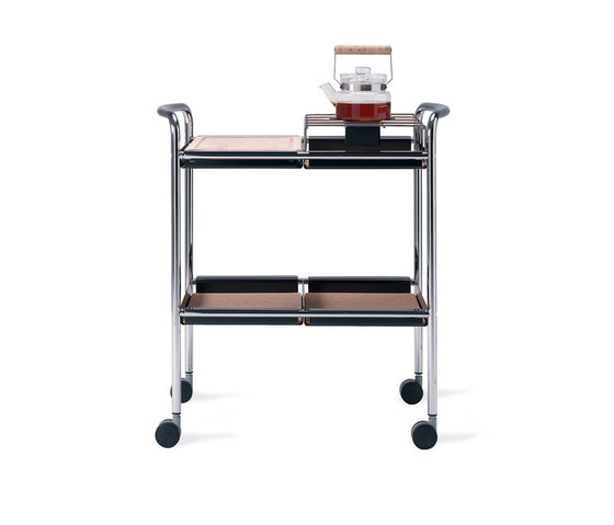 Supporter serving trolley von Materia | Wagen