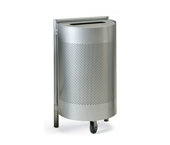 Uno recycling bin by Materia | Waste baskets