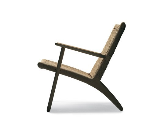 CH25 by Carl Hansen & Søn | Lounge chairs