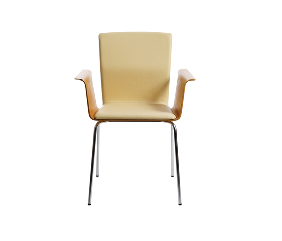 Bird 4577 chair by Gärsnäs | Visitors chairs / Side chairs