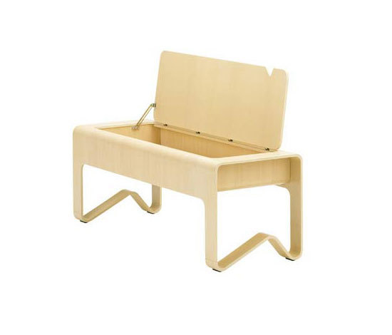 Buss bench by Gärsnäs | Upholstered benches