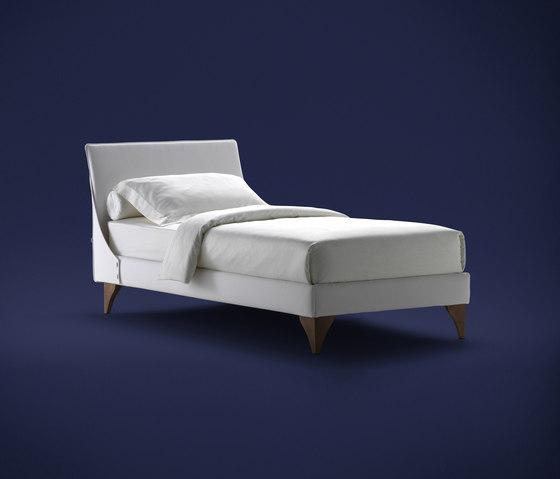 Meridiana Single by Flou | Single beds