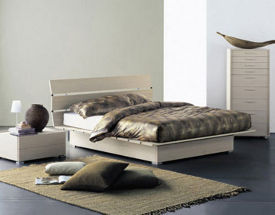 Tadao by Flou | Double beds