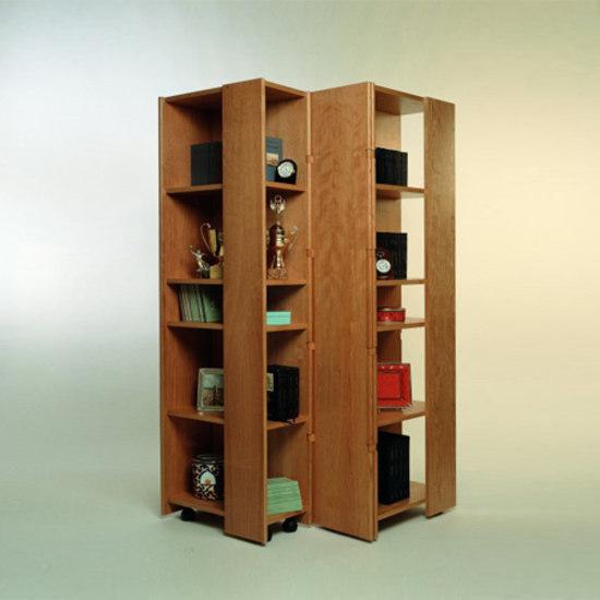Sesamo by Woodesign | Shelves