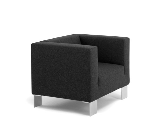 Horizon Armchair by +Halle | Lounge chairs