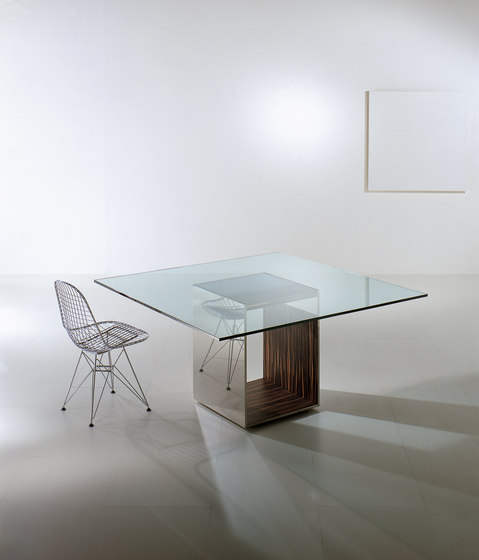 Judd by Acerbis | Dining tables