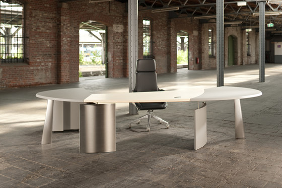 Muevo by PHILIP | Individual desks