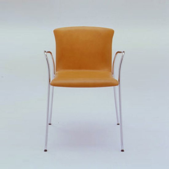 Cirene leather by De Padova | Multipurpose chairs