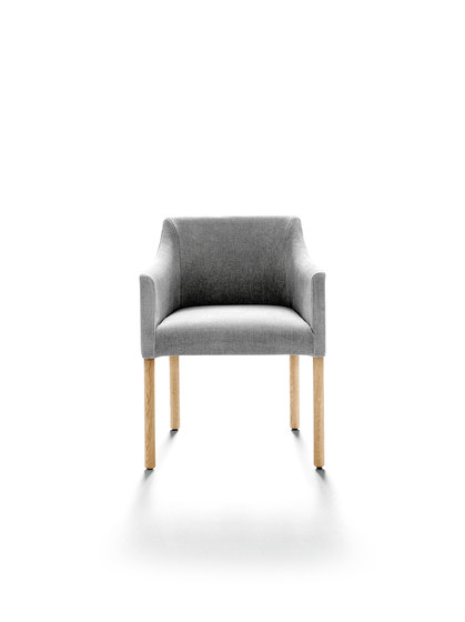 Pollack by De Padova | Visitors chairs / Side chairs
