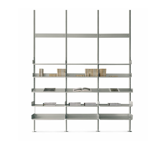 606 Universal Shelving System by De Padova | Office shelving systems