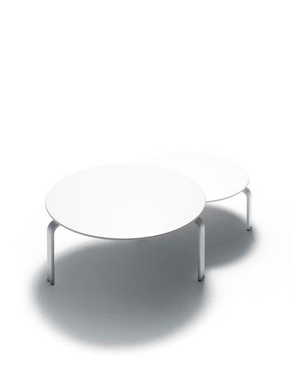 Dan ovale by De Padova | Lounge tables