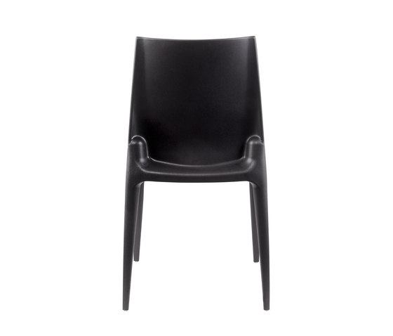 The Bellini Chair | Model 1000 | Black de Heller | Sillas multiusos