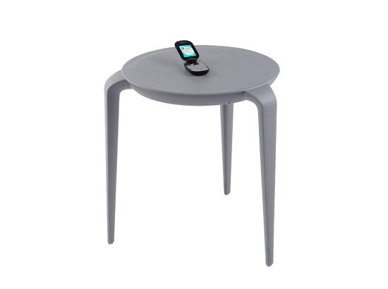 Tavollini by Heller | Bistro tables