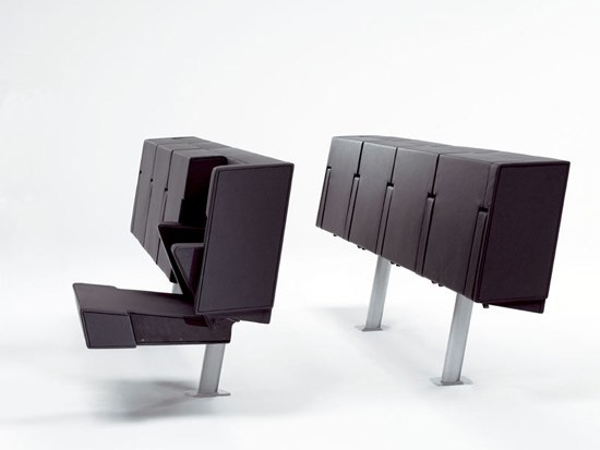 Kube by matteograssi | Auditorium seating