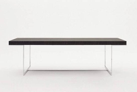 Athos tas250 f dining tables by b b italia architonic - B b italia athos dining table ...