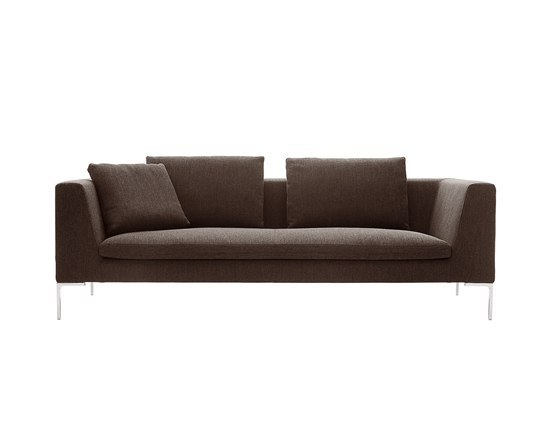 Charles ch228 canap s d 39 attente de b b italia architonic for Canape b b italia charles