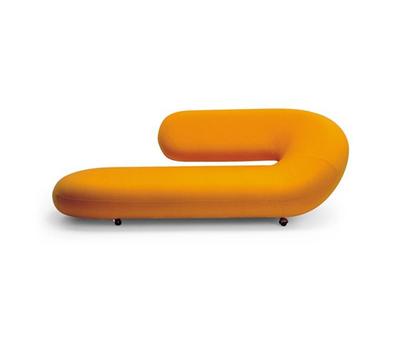 Chaise longue by artifort product for Chaise longue moderne