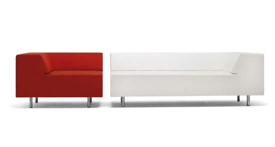 Easy Block sofa by OFFECCT | Lounge sofas