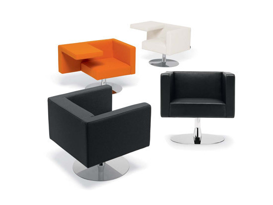 Solichair armchair by OFFECCT | Lounge chairs