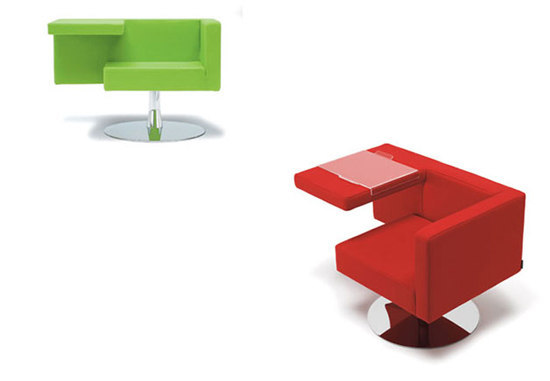 Solitaire by OFFECCT | Lounge-work seating
