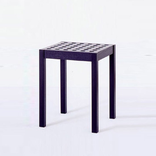 Holzhocker by Röthlisberger Kollektion | Side tables
