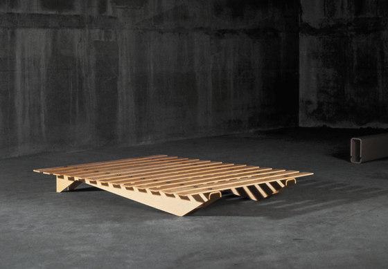 Lattenbett by Atelier Alinea | Single beds