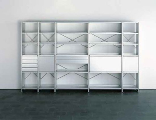 Aluminium Shelves By Lehni Product