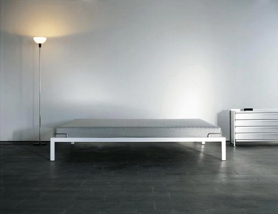 Bed 1 / Lounger 1 by Lehni | Single beds