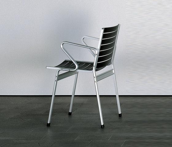 Elox chair by Lehni | Multipurpose chairs