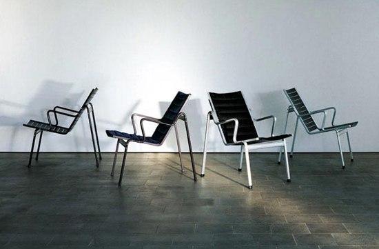 Elox armchair by Lehni | Garden armchairs