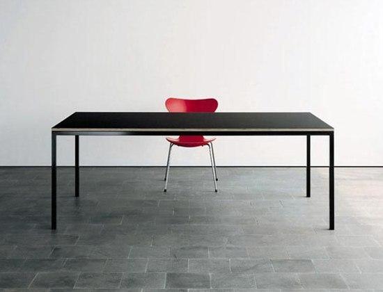 Lehni table by Lehni | Individual desks