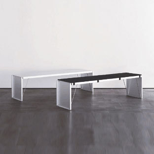 Office bench/sideboard by Lehni | Garden benches