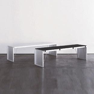Office bench/sideboard di Lehni | Panche da giardino